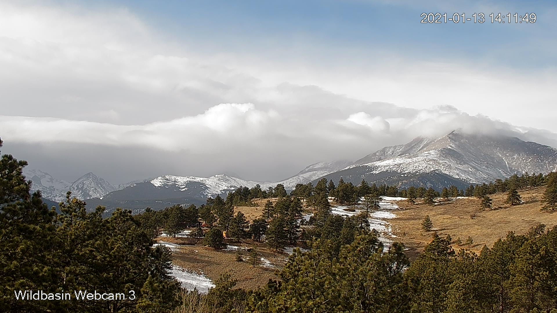 Wild Basin Colorado Webcam